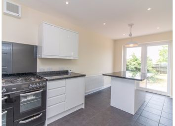 Thumbnail 4 bedroom detached house for sale in Rowse Close, Rugby