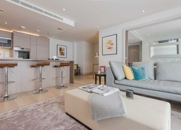 Thumbnail 2 bed flat to rent in Doulton House, Chelsea Creek, Fulham, London