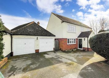 Thumbnail 4 bed detached house for sale in Church Lane, North Weald, Essex