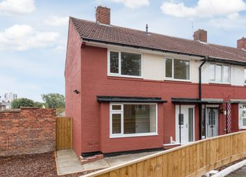 Thumbnail 3 bed terraced house to rent in Wrensfield Road, Stockton-On-Tees