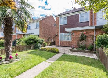 Thumbnail 3 bed semi-detached house for sale in Holecroft, Waltham Abbey
