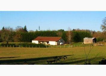 Thumbnail 5 bed detached bungalow for sale in Chalus, Châlus, Limoges, Haute-Vienne, Limousin, France