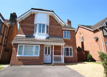Thumbnail 4 bed detached house for sale in Coed-Y-Graig, Ystrad Mynach, Forge Mill