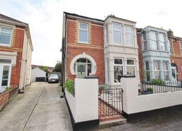 Thumbnail 4 bedroom end terrace house for sale in St. Thomas's Road, Gosport