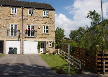 Thumbnail 4 bedroom town house for sale in Brook Meadows, Denby Dale, Huddersfield