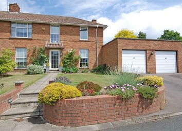 Thumbnail 4 bed semi-detached house to rent in Oldfield Crescent, Cheltenham