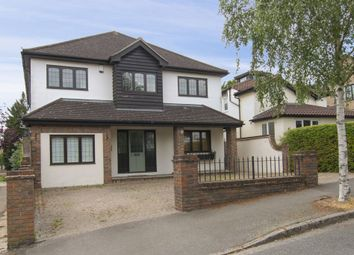 Thumbnail 4 bed detached house for sale in Luctons Avenue, Buckhurst Hill
