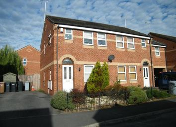Thumbnail 3 bed semi-detached house for sale in Barker Street, Crewe, Cheshire