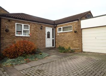 Thumbnail 4 bed bungalow for sale in Hastings Close, Stevenage, Hertfordshire, England
