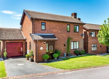 Thumbnail 3 bed detached house for sale in Woodlands, Cefnllys Lane, Llandrindod Wells
