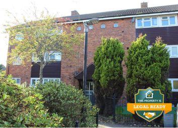 Thumbnail 3 bed flat for sale in School Close, Kingshurst, Birmingham