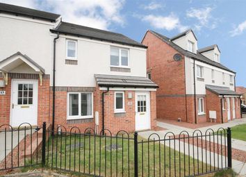 Thumbnail 3 bed end terrace house for sale in Drysdale Avenue, Falkirk