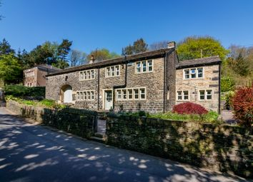 Thumbnail 4 bed detached house for sale in Lower Rotcher, Slaithwaite, Huddersfield