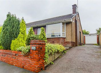 Thumbnail 2 bed semi-detached bungalow for sale in Queens Drive, Oswaldtwistle, Lancashire