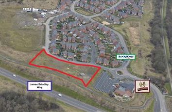 Thumbnail Land for sale in Carsington Drive, Off James Brindley Way, Tunstall