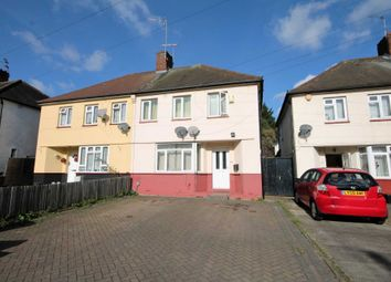 Thumbnail 3 bed detached house for sale in Riverdale Road, Erith