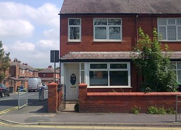 Thumbnail 3 bed terraced house to rent in Warrington Road, Ashton-In-Makerfield, Wigan