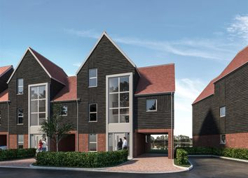 Thumbnail Link-detached house for sale in Conningbrook Lakes, Kennington, Ashford