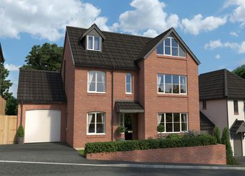 Thumbnail 4 bed detached house for sale in The Mclellan, Elm Walk, Portishead