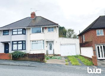 Thumbnail 2 bed semi-detached house for sale in 33 Buffery Road, Dudley