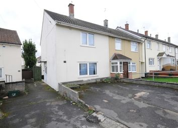Thumbnail 2 bed end terrace house for sale in Earlstone Crescent, Cadbury Heath, Bristol, South Gloucestershire