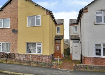 Thumbnail 2 bed semi-detached house for sale in Walter Street, Draycott, Derby