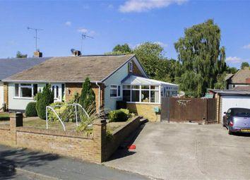 Thumbnail 4 bed semi-detached bungalow for sale in Warners Road, Newton Longville, Milton Keynes, Bucks