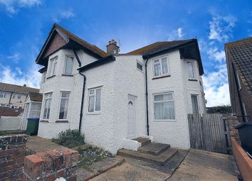 Thumbnail 1 bed flat to rent in Piddinghoe Avenue, Peacehaven