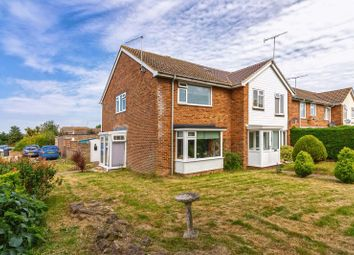 Thumbnail 3 bed terraced house for sale in Dankton Gardens, Sompting, Lancing