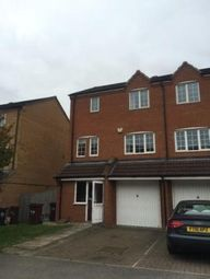 Thumbnail 4 bed shared accommodation to rent in West Cotton Close, Northampton