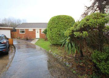 Thumbnail 2 bed semi-detached bungalow for sale in Maes Talcen, Brackla, Bridgend.