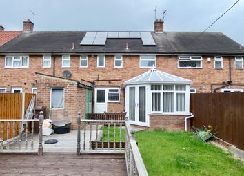 Thumbnail 3 bed terraced house for sale in Elgar Road, Hull