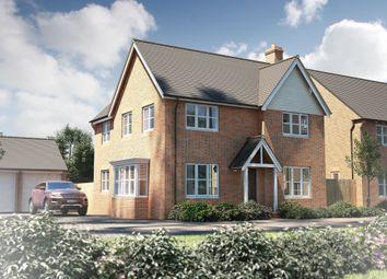 Thumbnail 4 bed detached house for sale in Redbridge Lane, Nursling, Southampton