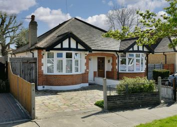 Thumbnail 3 bed semi-detached bungalow for sale in Greenfield Avenue, Berrylands, Surbiton