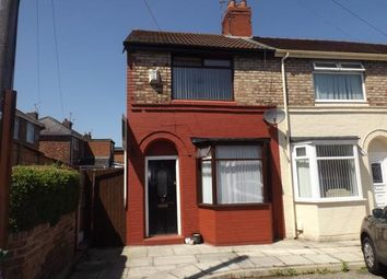 Thumbnail 2 bedroom terraced house for sale in Cherry Close, Liverpool, Merseyside
