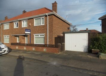 Thumbnail 3 bed semi-detached house to rent in Frampton Green, Middlesbrough