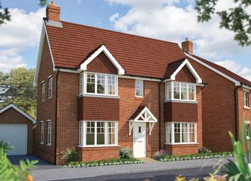"Thumbnail 3 bed terraced house for sale in ""The Haslemere"" at Seldens Mews, Seldens Way, Worthing"