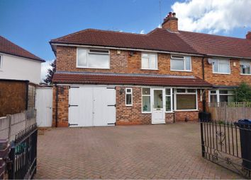 Thumbnail 4 bed semi-detached house for sale in Mellis Grove, Birmingham