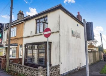 Thumbnail 3 bed end terrace house for sale in Bursledon Road, Southampton