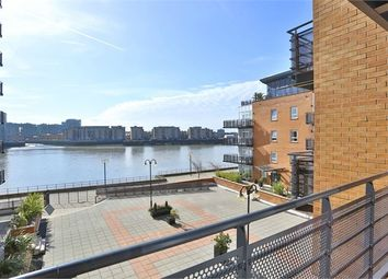 Thumbnail 2 bed flat to rent in Langbourne Place, Canary Wharf