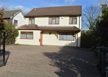 Thumbnail 5 bedroom detached house for sale in Main Road, Sutton At Hone, Kent