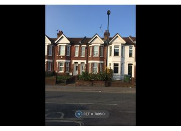 Thumbnail 3 bed terraced house to rent in Romsey Road, Southampton