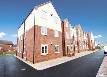 Thumbnail 1 bed flat to rent in Mulberry Court Fir Tree Avenue, Auckley, Doncaster