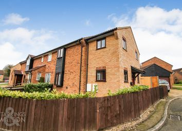 Thumbnail 4 bed end terrace house for sale in Partridge Drive, Mulbarton, Norwich