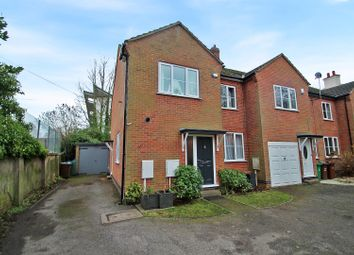 Thumbnail 3 bed town house for sale in Mapperley Road, Mapperley Park, Nottingham
