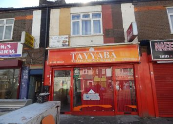 Thumbnail 1 bed terraced house to rent in Dunstable Road, Luton