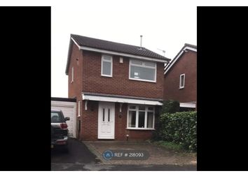 Thumbnail 3 bed detached house to rent in Lyefield Avenue, Wigan
