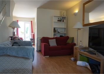 Thumbnail 2 bedroom terraced house to rent in Westferry Road, London