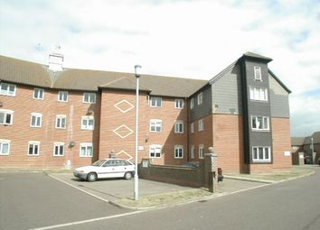Thumbnail 1 bed flat for sale in Weymouth Close, Clacton-On-Sea