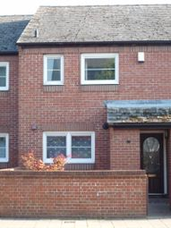 Thumbnail 2 bed end terrace house to rent in York Street, Chester